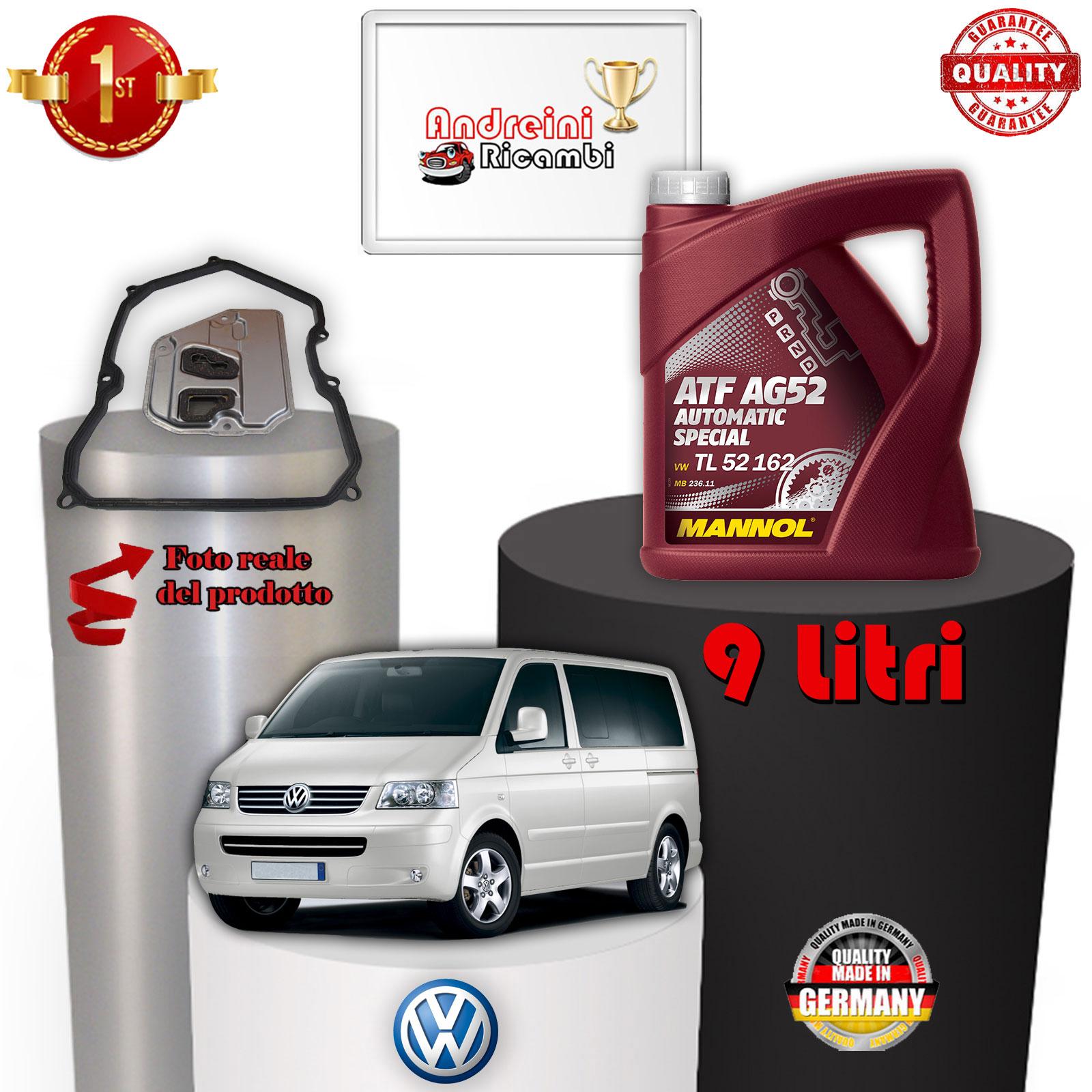 Per Automobili e Transporter Originale MANN-FILTER Filtro Olio W 7052